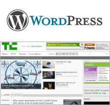 Used by 18 million websites, including TechCrunch